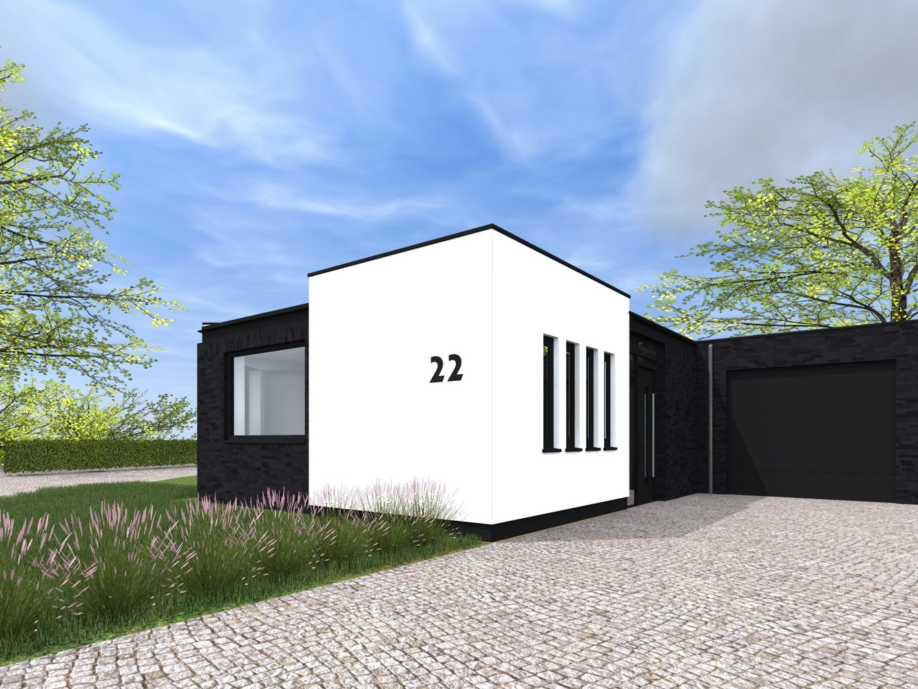 Top moderne bungalow architectuur hd58 belbin info for Moderne bungalow architectuur